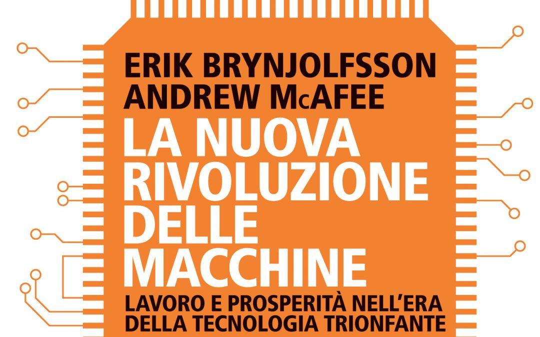 • Le macchine sostituiranno il lavoro umano?