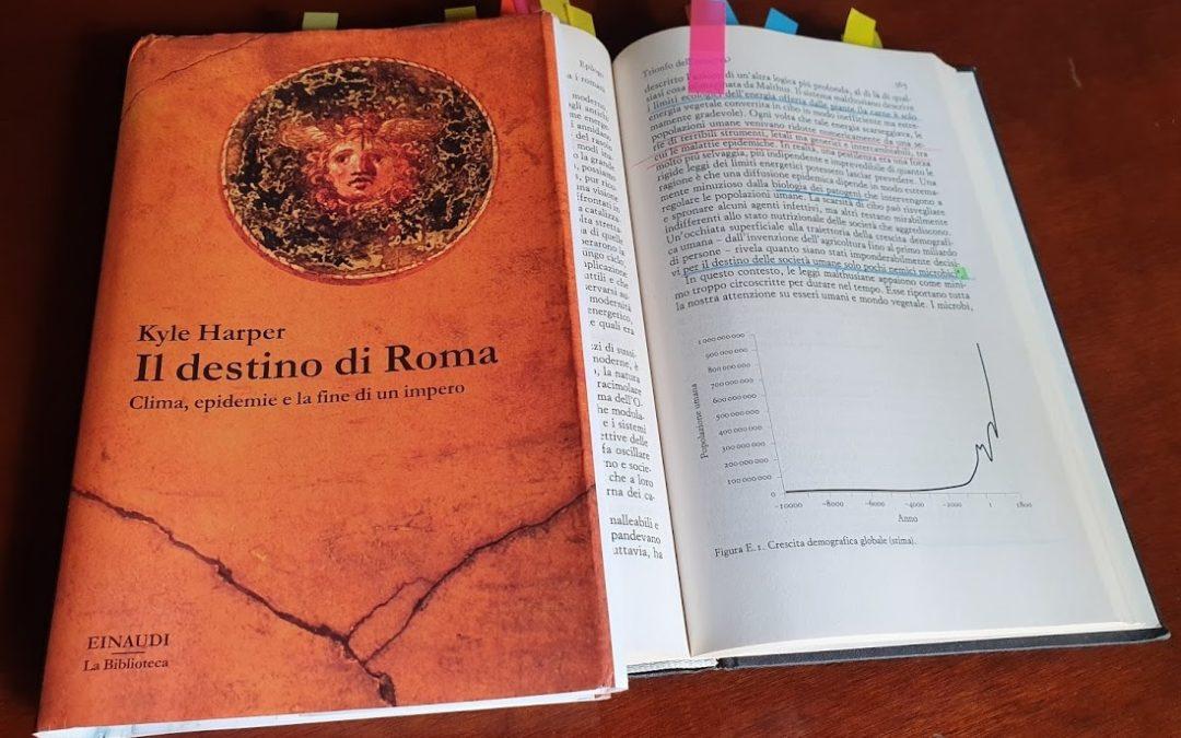 • Dalla caduta dell'Impero Romano a Covid-19