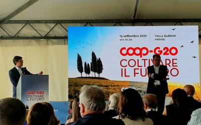 • COOP-G20: messaggi forti sul cambiamento climatico (15 settembre 2021)